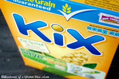 whole grain kix all about gluten free boxed cereals adventures of a
