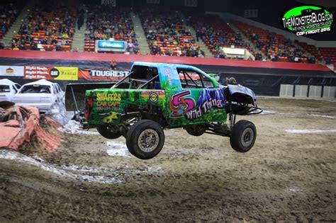 monster truck show kansas salina ks 2015