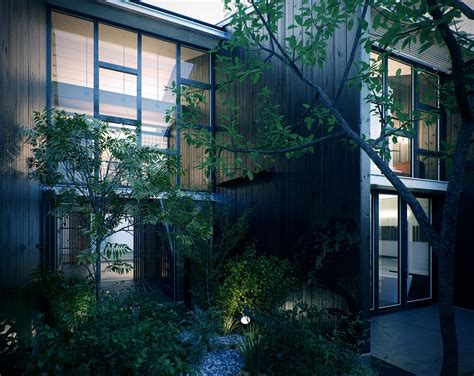 modern japanese home showme design