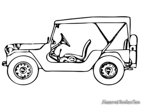 gambar mobil jeep hammer