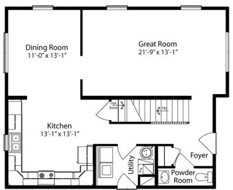 all american homes floor plans taunton by all american homes two story floorplan