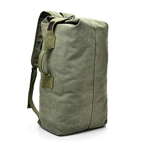Leisure Travel Backpack Army Green laptop packs daypack leisure army green