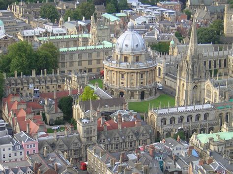 Of Oxford by Location Acmrs