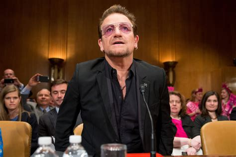 Bono Testifies Against Former Stylist by U2 S Bono Testifies Before Congress On The Refugee Crisis