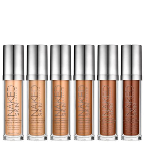 Makeup Decay decay weightless ultra definition liquid makeup