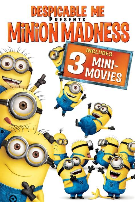 film streaming minions guardare cattivissimo me presenta minion madness film