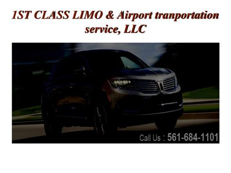 Town Car Transportation by Ppt Limo Suv Town Car Transportation And Air Port Car