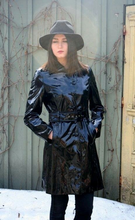 crossdressers vinal rain coats in canada 1000 images about plastic everyday fashion on pinterest