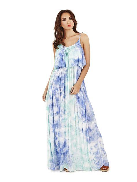 new 2017 womens summer sun tie dye
