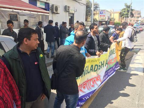 questura di napoli ufficio immigrazione via galileo ferraris 131 171 sbloccati i permessi di soggiorno 187 la protesta degli