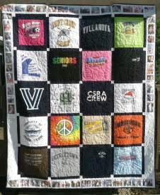 custom memory quilts t shirt quilts