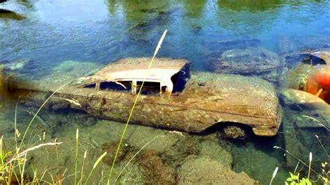 Barn Door Art 1959 Chevy Impala Pond Find