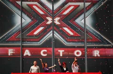 epl impact factor brian friedman in the x factor series iv open audition