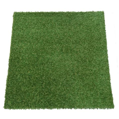 Mat Grass by Tuff Turf 1 X 1m 20mm Pile Grass Mat Bunnings Warehouse