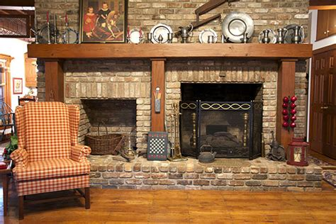 reclaimed brick fireplace also provided reclaimed beams triton international woods reclaimed bricks