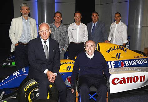 Williams Reunited With by Williams Reunites With Renault Pitpass