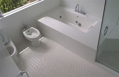 Bathroom Floor Idea by Unique Mosaic Tiles Shaped Flooring Tiles For Bathroom