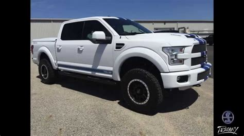 2015 Shelby F150 Supercharged 700HP Truck 2016 model built