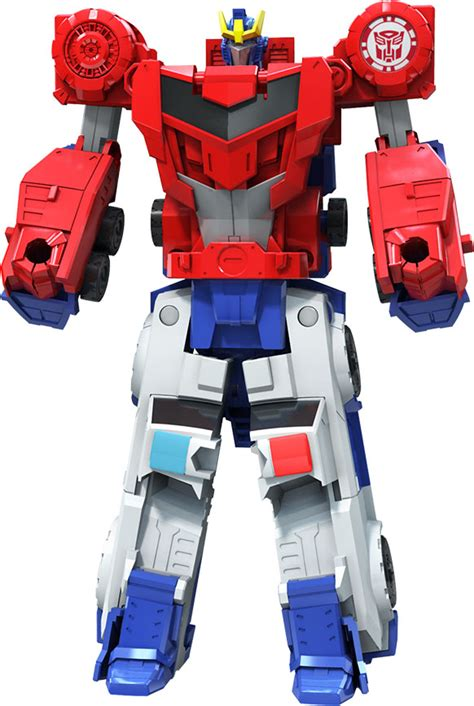Transformers Robots In Disguise Optimus Prime Combinerforce 4 Steps nycc 2016 official transformers robots in disguise combiner images transformers news