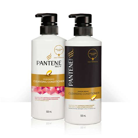 Pantene Hair Conditioner | amazon com pantene pro v color revival cleansing