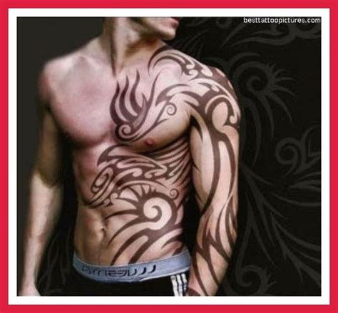 tribal rib tattoos pin by theobald on tats