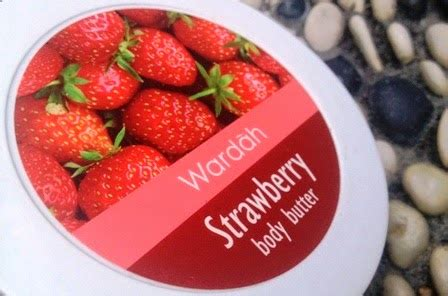 Wardah Butter 150 Ml review 11 wardah strawberry butter nisya