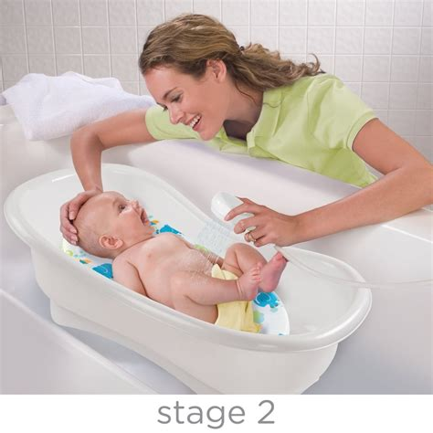 baby born shower bath ba 241 era de lujo para bebe con regadera summer infant k