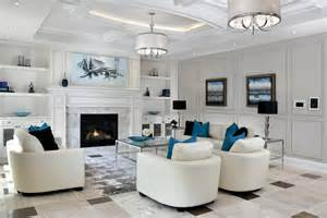 Elegant Home Interior by Elegant Home Interior With Incredible Custom Crown Molding