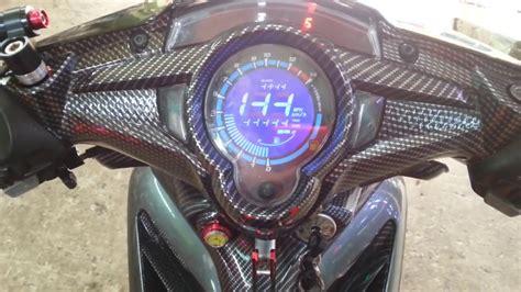Speedometer Digital Jupiter Mx speedometer digital lcd new jupiter mx 135