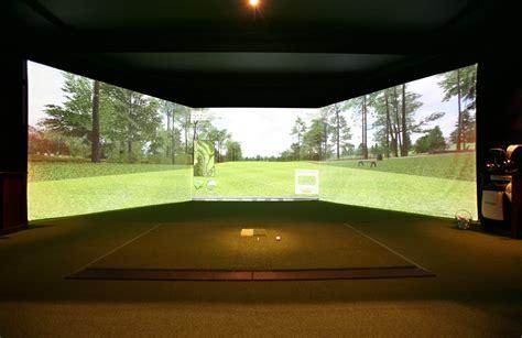 golf simulator models