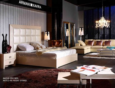 Modern Luxury Bedroom Furniture Sets Raya Furniture Upscale Modern Furniture