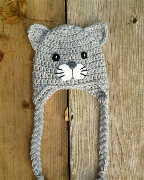 Cat Baby Hat the 25 best crochet cat hats ideas on