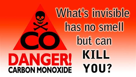 Can You Get Carbon Monoxide Poisoning From A Gas Fireplace by Carbon Monoxide Is The Silent Killer