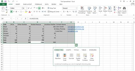Professional Excel Spreadsheet by Excel 2013 Create Professional Looking Spreadsheets Faster