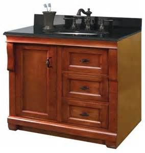 60 Inch Naples Vanity Foremost Naples 30 Inch Vanity In Warm Cinnamon Finish