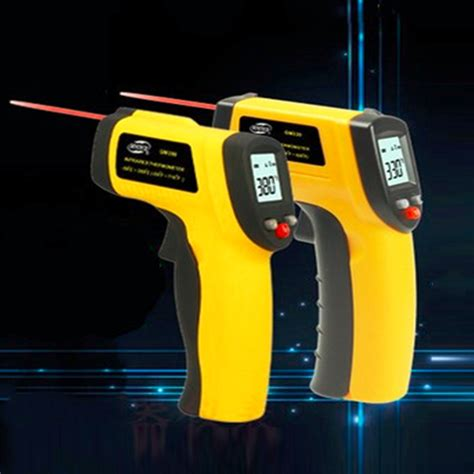 New Laser Infrared Meter 0 05 50 M Pro Limited Edition Wat Murah gm550 digital non contact 50 to 550 degree lcd ir laser infrared thermometer themperature