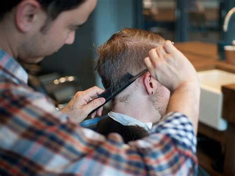 can you have a haircut i youve got psorisiis how men can get the best haircut business insider
