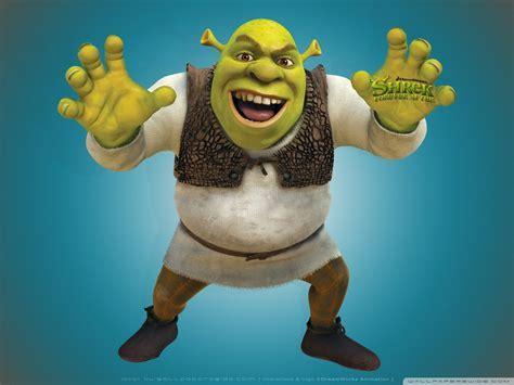 Shrek   animation movie