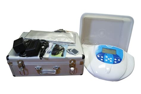 Detox Foot Bath Systems by Elite Foot Bath Detox System For Cleansing And Detoxifying