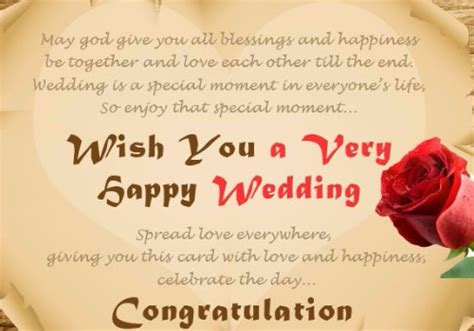 Wedding Congratulation Song by Wish You A Happy Wedding Congratulation Picsmine