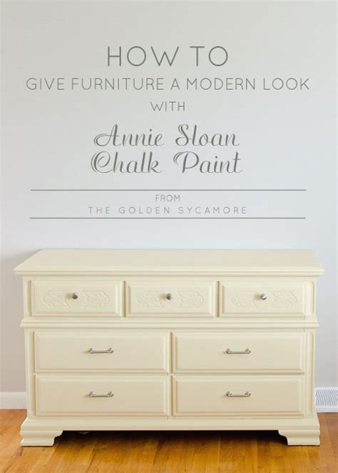 How To Chalk Paint Furniture by How To Give Furniture A Modern Look With Chalk Paint 174 The Golden Sycamore