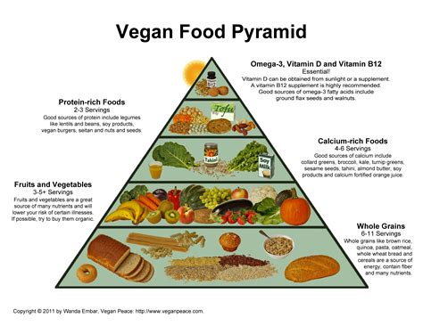 food pyramid is going vegan worth it for someone who loves running