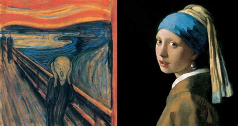 the art of world 14 paintings that changed the art world art sheep