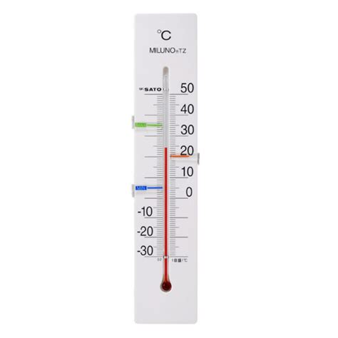room thermometers sksato room thermometer white