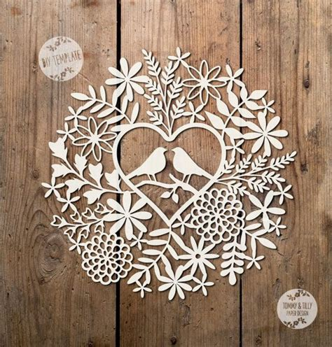 How To Make Paper Cut Designs - 25 best papercutting ideas on cut paper
