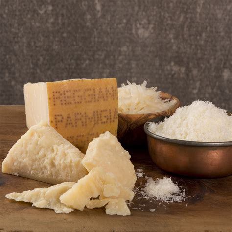 parmigiano reggiano cheese grated garden of eden