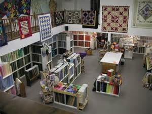 the quilt company is the largest quilt shop in western
