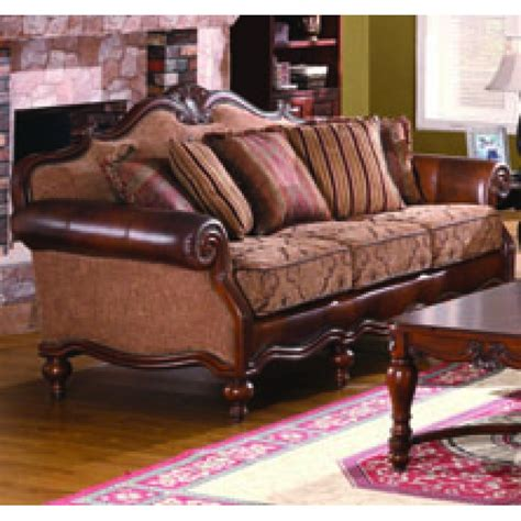 leather and tapestry sofa leather and tapestry sofa 12 best cabin inspiration images