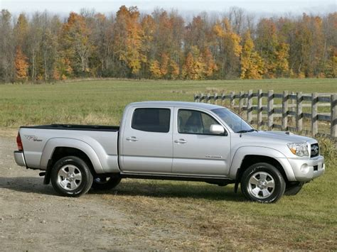 Toyota Tacoma King Cab Toyota Tacoma King Cab Reviews Prices Ratings With
