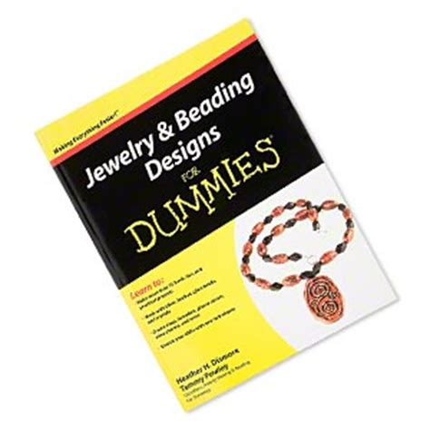 jewelry for dummies book quot jewelry beading designs for dummies quot by